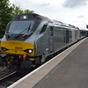 68010 pauses at Leamington Spa en route to Birmingham Moor St