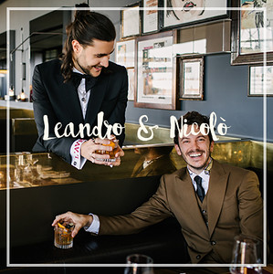 Leandro e Nicolò