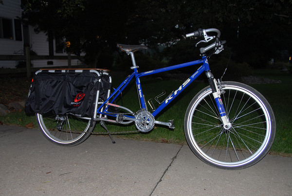 Xtracycle Build