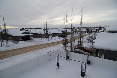 Edmonton First Week