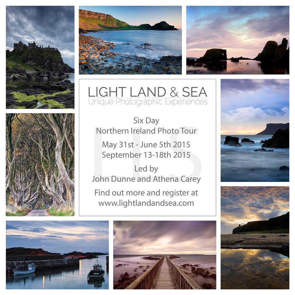 June 2015 Northern Ireland Photo Tour