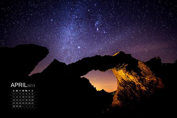 April - Elephant Arch