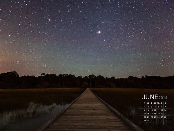 June - Hunting Island