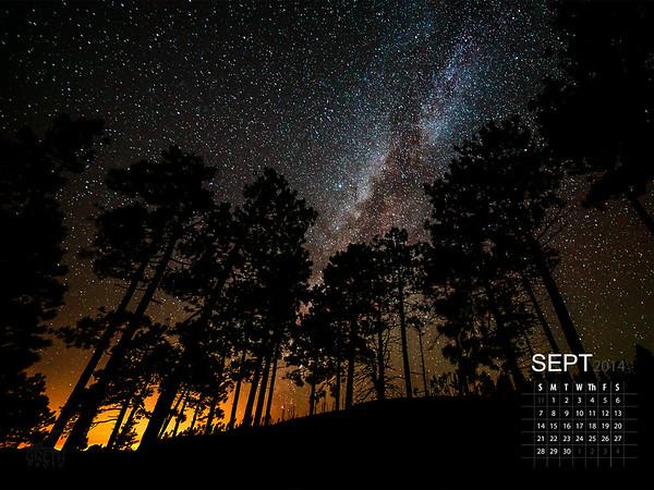September - Mogollon Rim