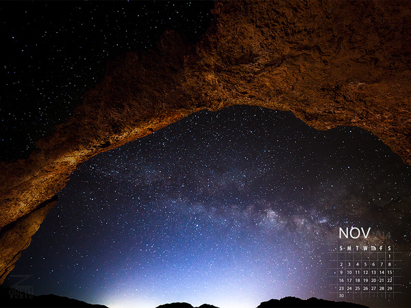 November - Elephant Arch AM