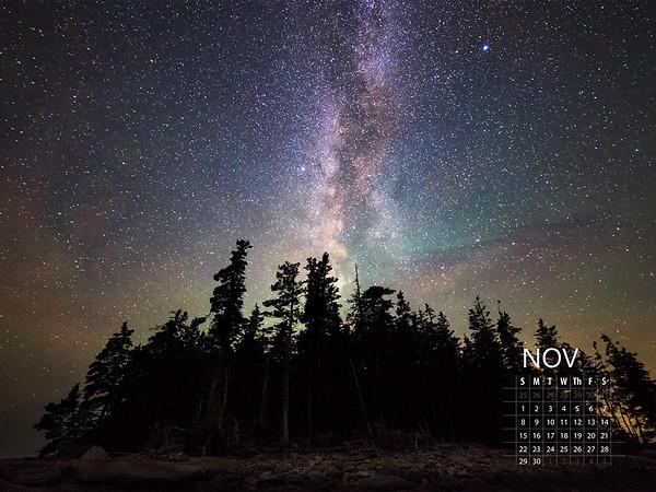 November - Reach