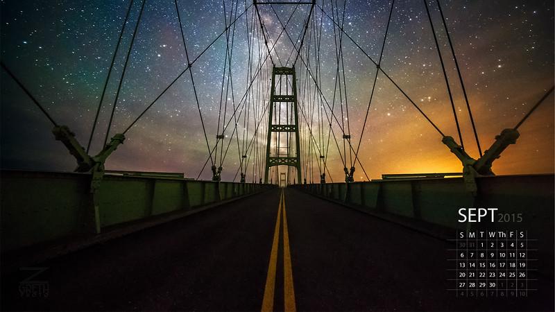September - Deer Isle Bridge, Maine