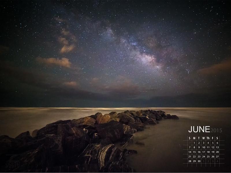 June - The Folly
