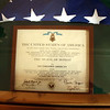 "The Medal of Honor awarded to an Unknown American during the Vietnam War.<br /> The Medal of Honor is the highest military decoration awarded by the United States government. As the award citation includes the phrase ""in the name of Congress"", it is sometimes erroneously called the ""Congressional Medal of Honor"". The official title, however, is simply the ""Medal of Honor"".<br /> Awarded for ""Conspicuous gallantry and intrepidity at the risk of his life above and beyond the call of duty while engaged in an action against any enemy of the United States; while engaged in military operations involving conflict with an opposing foreign force; or while serving with friendly foreign forces engaged in an armed conflict against an opposing armed force in which the United States is not a belligerent party."""