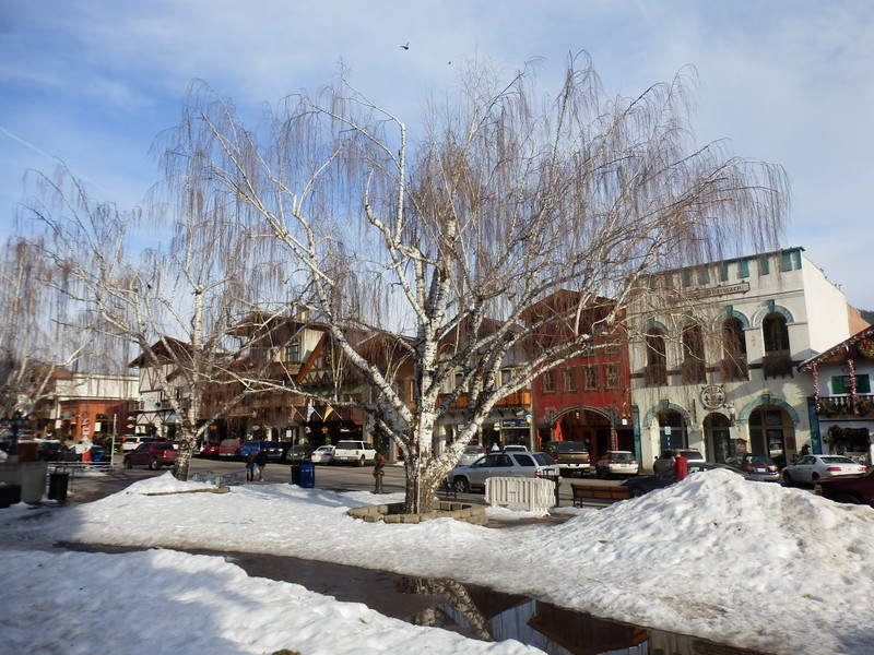 Spring Breakup in Leavenworth!