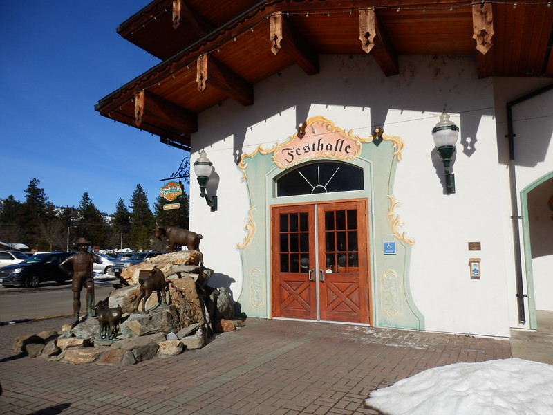 Leavenworth Festhalle & Event Center