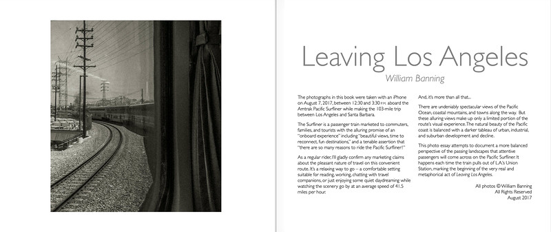 Leaving Los Angeles (Book Preview)