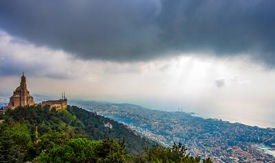 Jounieh, mount Lebanon