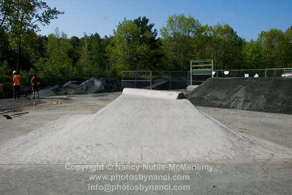 Rusty Berrings Skatepark and Riverside Community Park , May 25