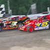 Smallblock mod action Kenny tremont #115 & Kim LaVoy #3