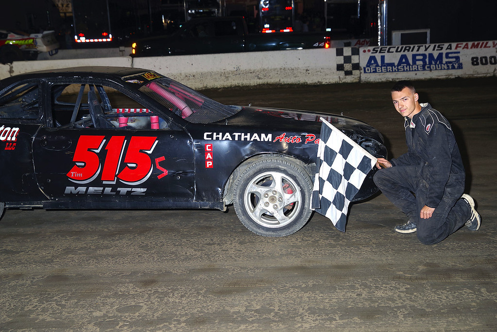 . Single cam 4 cylinder winner Tim Meltz #515 - Photos courtesy - Mark Brown/Ryan Karabin - Kustom Keepsakes For more photos/copies visit https//nepart.smugmug.com