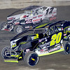 Mod action Brett Hearn #20 & Elmo Reckner #17