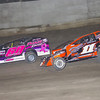 "Mod action Kyle Armstrong #11A & Brian Berger #60 at Lebanon Valley Speedway. Photos courtesy Kustom Keepsakes Mark Brown and Ryan Karabin. For reprints and more visit <a href=""https://nepart.smugmug.com"">https://nepart.smugmug.com</a>"