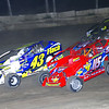 "Mod action Kenny Tremont #115, Keith Flach #43 & Brett Hearn #20 at Lebanon Valley Speedway. Photos courtesy Kustom Keepsakes Mark Brown and Ryan Karabin. For reprints and more visit <a href=""https://nepart.smugmug.com"">https://nepart.smugmug.com</a>"