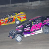 "Mod action Brian Berger #60 & JR Heffner #74 at Lebanon Valley Speedway. Photos courtesy Kustom Keepsakes Mark Brown and Ryan Karabin. For reprints and more visit <a href=""https://nepart.smugmug.com"">https://nepart.smugmug.com</a>"