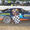 "Pure Stock winner Al Relyea #14 at Lebanon Valley Speedway June 30, courtesy Kustom Keepsakes, Mark Brown and Ryan Karabin. For reprints and more,visit <a href=""https://nepart.smugmug.com"">https://nepart.smugmug.com</a>"