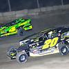 "Mod action Brett Hearn #20 & Andy Bachetti #4 at Lebanon Valley Speedway June 30, courtesy Kustom Keepsakes, Mark Brown and Ryan Karabin. For reprints and more,visit <a href=""https://nepart.smugmug.com"">https://nepart.smugmug.com</a>"