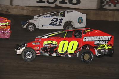 Lebanon Valley Speedway-King of Dirt sportsman series-Bill McGaffin-9/5/15