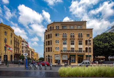 Beirut down town
