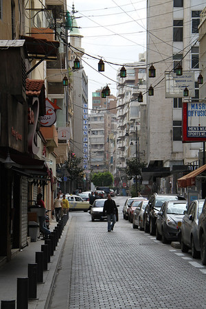 Lebanon March 2011
