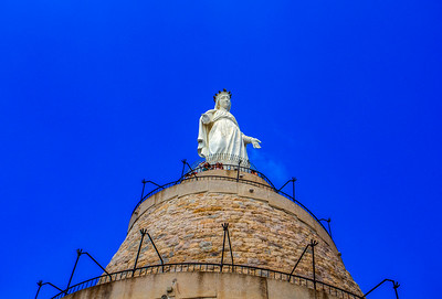 The lady of Lebanon