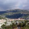 Views on the way to Faraya