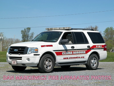 CLEONA FIRE CO.