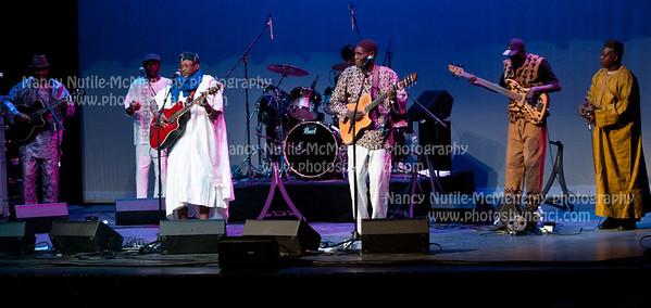Acoustic Africa Lebanon Opera House, Lebanon NH March 3, 2011 Copyright ©2011 Nancy Nutile-McMenemy www.photosbynanci.com