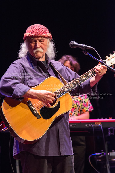 David Crosby and Sky Trails Band
