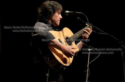 Guitar Masters: Eric Johnson, Andy McKee and Peppino D'Agostino Lebanon Opera House, Lebanon NH October 14, 2010
