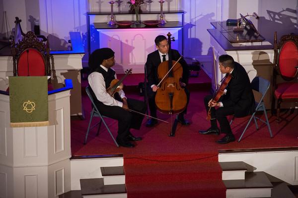 Infinitus String Trio