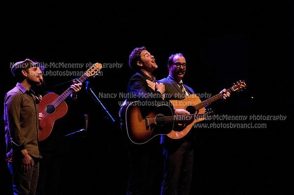 Josh Ritter,  Gregory Alan Isakov