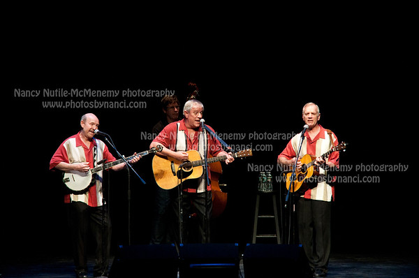 The Kingston Trio Lebanon Opera House Lebanon NH May 20, 2011 Copyright ©2011 Nancy Nutile-McMenemy www.photosbynanci.com