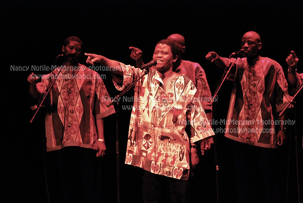 Lady Smith Black Mambazo