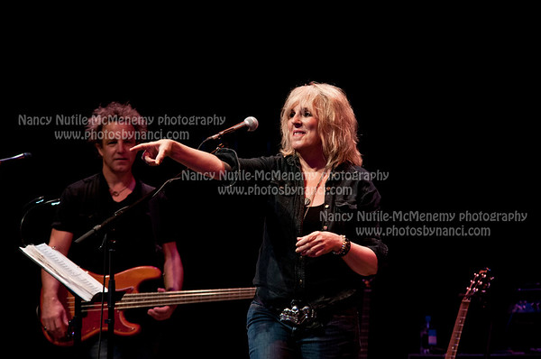 Lucinda Williams, Kenneth Brian Band