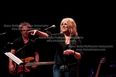 Lucinda Williams, Kenneth Brian Band