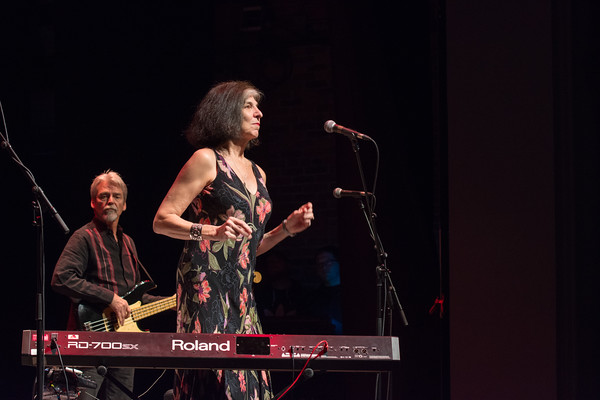 Marcia Ball and Sonny Landreth