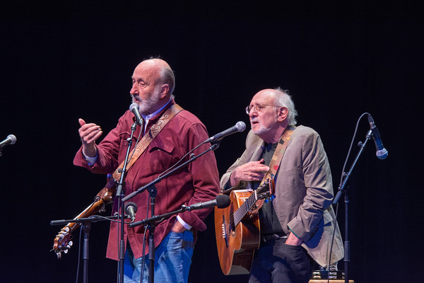 Peter Yarrow and Noel Paul Stookey