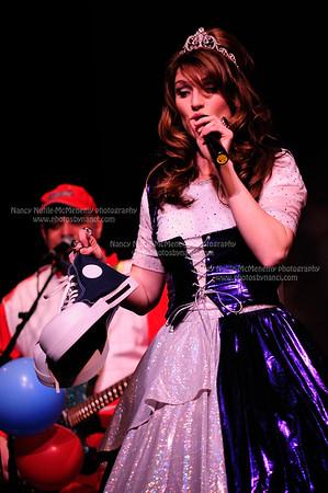Princess Katie and Racer Steve