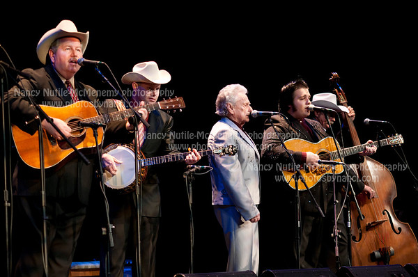 4th Annual Munsey Bluegrass Festival Ralph Stanley and Cherryholmes Lebanon Opera House, Lebanon NH November 5-6, 2010
