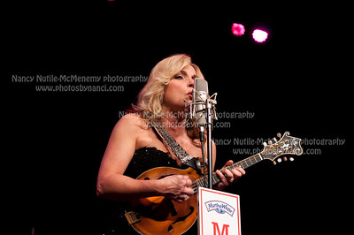 4th Annual Munsey Bluegrass Festival Rhonda Vincent and the Rage, Gene Watson and the farwell Party Band Lebanon Opera House, Lebanon NH November 5-6, 2010