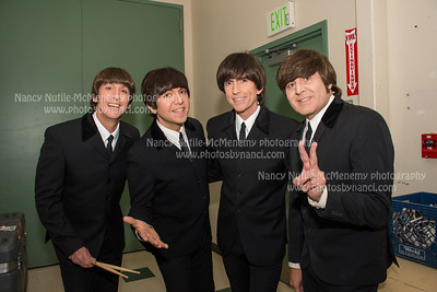 The Fab Four Band