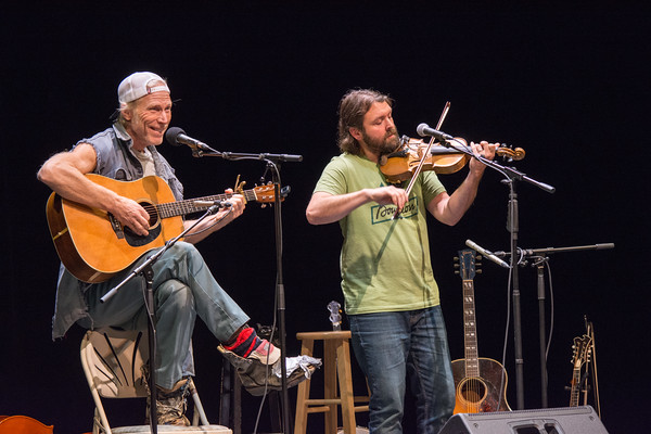 The Logger and The Fiddler