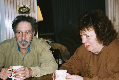 Larry & Shirley Lebin, visiting us in Mechanicsburg PA, Jan 1 1998.