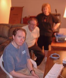 FL, Larry & Shirley Lebin, Greensburg, PA. August 2003.
